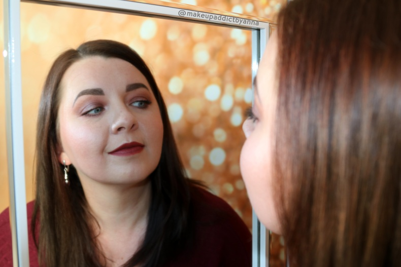 ABH Modern Renaissance makijaż