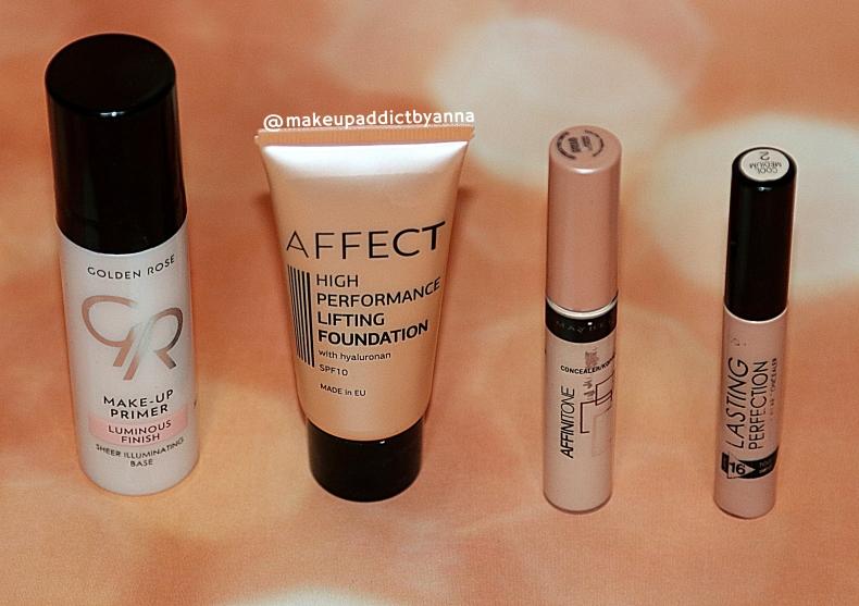 ulubiency kosmetyczni- plynne do twarzy