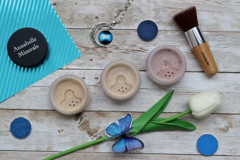 Annabelle Minerals kosmetyki mineralne